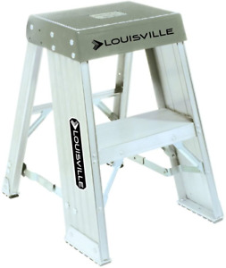 Louisville Ladder Ay8002 Louisville Ay8000 Extra Heavy Duty Step Stand 300 Lb