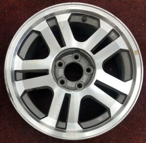 Ford Mustang 17 2004 2005 2006 Machined Gray 4r331007je Used Wheel Rim 3590