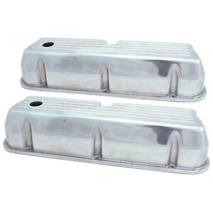 For 1980 1987 Lincoln Continental Valve Cover Set Polished