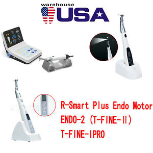 Usps Dental Endodontic Mini Contra Angle Endo Motor Treatment Handpieces 3 Types