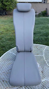 2011 To 2019 Toyota Sienna 2nd Row Middle Jump Seat In Grey Leather