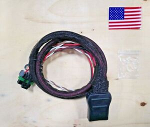 42015 Am Replacement Fisher Western Snowex 4 Pin Plow Side Battery Cable