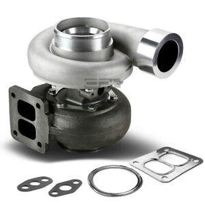 Gt45 Float Bearing A R 92 T4 Inlet V Band Flange Turbo Manifold Turbocharger
