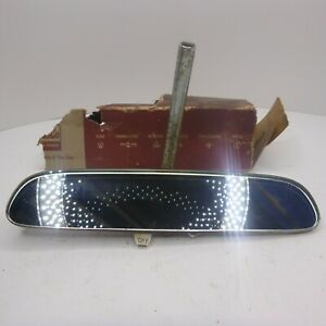 Vintage Oem Fomoco 1960 S Day Night Rear View Mirror Ford Lincoln Edsel