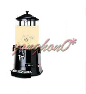 1pcs 5l Hot Chocolate Maker Commercial Hot Beverage Dispenser Machine