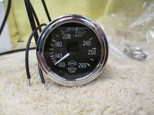 Isspro Mechanical Water Temperature Gauge R8734 New G1020617 A11