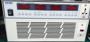 Extech 6950 Ac Power Source 5kva e