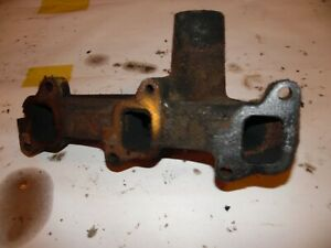1974 Ford 4500 Diesel Tractor Manifold