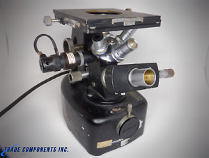 Vintage Unitron Mec 6786 Microscope With Objectives And Light Source
