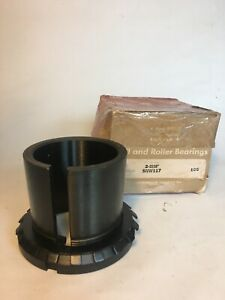 Link Belt Ball And Roller Bearings 2 15 16 Snw117