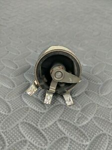 Vintage Tru ohm Potentiometer Type 410 Ohm 5000