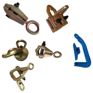 Frame Back Auto Body Repair Pull Clamp 1 Pc Auto Lifts Frame Machines Tool