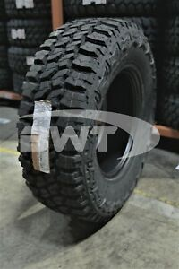 4 New Thunderer Trac Grip M t Mud Tires 2957017 295 70 17 29570r17