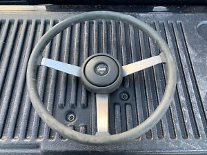 Jeep Cherokee Xj Steering Wheel Gray Oem 1984 1994