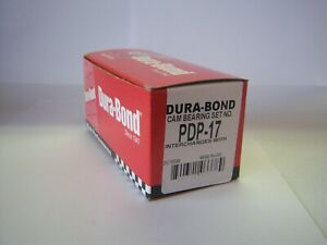 Dura bond Pdp 17 Bbm High Performance Cam Bearings Mopar 383 400 413 426 440