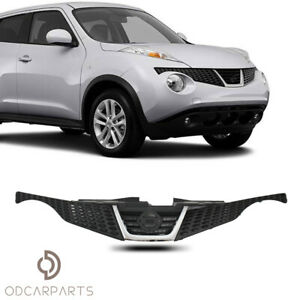 Fit 2011 2014 Nissan Juke Front Upper Grille Factory Style Ni1200244 620701ka0a