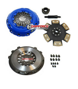 Fx Stage 4 Clutch Kit racing Flywheel For 02 08 Mini Cooper S 1 6l S c 6spd