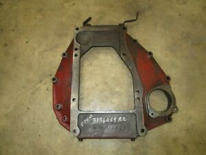 Farmall International 574 584 674 784 Engine Adapter Plate 3136059r2 Tractor