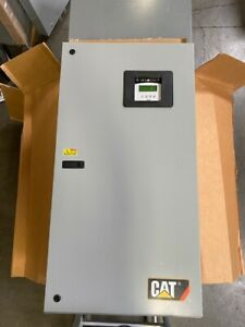 New Caterpillar Ctg 400 Amp Automatic Transfer Switch 120 208 Mx150 Controller