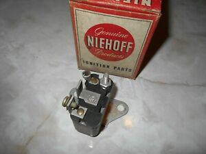 Nors Horn Relay 1949 1950 1951 1952 1953 1954 55 Chrysler Desoto Plymouth Dodge