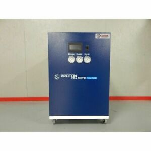 New Nitrogen Dry Air Zero Air Generator For Ab Sciex Lc ms Systems t421m