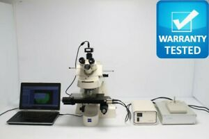 Zeiss Axioplan 2 Fluorescence Motorized Microscope