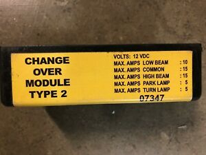 Meyer Snow Plows Control Module Type 2 My07347