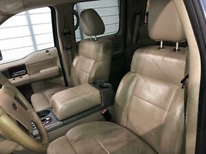 2004 2008 Ford F150 Lariat Full Front And Rear Seat Set Assembly Oem Tan