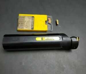 Kennametal 1 3 4 Top Notch Indexable Boring Bar Threading Grooving Machinist