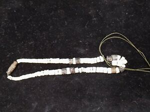 Pre Columbian Shell And Stone Beads Lot