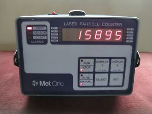 Met One Laser Particle Counter 217a s176