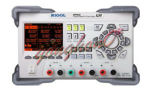 New Rigol Dp832 3 channel Programmable Dc Power Supply