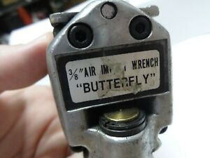 Air Impact Wrench Butterfly 3 8 Drive