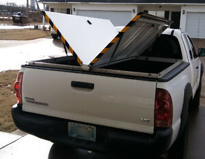 Tacoma Gemtop Commercial Metal Work Truck Tonneau Bed Cover For Toyota Tacoma