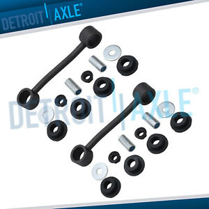 Front Sway Bar Links For 07 11 Dodge Nitro 2008 2009 2010 2011 12 Jeep Liberty