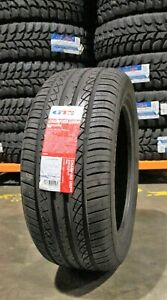 4 New Gt Radial Champiro Uhp As 99w 45k Mile Tires 2355517 235 55 17 23555r17