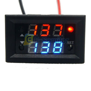 10pcs Dc 12v Timer Cycle 0 999 Adjustable Delay Relay Module Digital Led Display