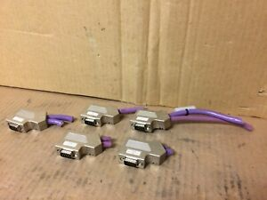Lot Of 5 Phoenix Contact Subcon Plus Profib sc2 Pulled From Working System