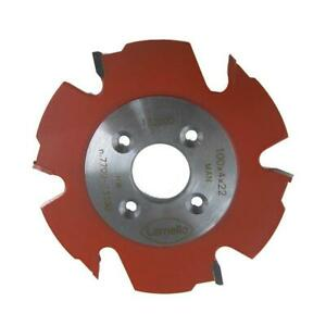 6 Teeth Carbide Steel Construction Cutter Cuts Material Mild Steel Iron Copper
