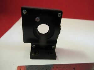 Olympus Mounted Iris Diaphragm Vanox Microscope Part As Pictured