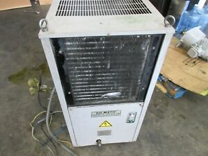 Oilmatic Kanto Seiki Automatic Ktc 7 5n es2 Spindle Oil Chiller Cooler Makino