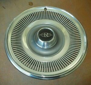1969 Buick Riviera Oem 69 Wheel Covers 15 Hubcaps Rim 60 S Vtg Drivers Set Of 4