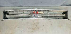 1969 Plymouth Gtx Grille Sport Satellite Grill Rare Restorable B body 69 Front