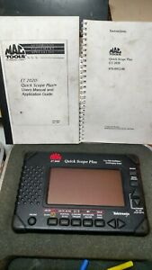 Automotive Lab Scope Mac Quick Scope Plus Et 2020 Tektronix