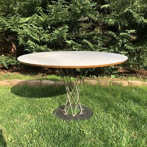 Isamu Noguchi Cyclone Table For Knoll Mid Century Modern Dining Table