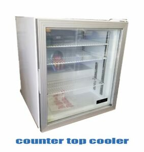 New Nsf Commercial Counter top Refrigerator Display Merchandiser ctf 3 xtct3r