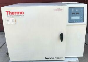 Thermo Scientific 7450 Deep Freezer 90day Warranty Free Shipping To Businesses