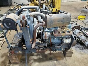 Used Kubota V2203 Diesel Engine Removed From T430 Tym Tractor