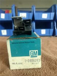3996283 1972 73 Gm Style Horn Relay Vintage Auto Part 1960 s On Used And New