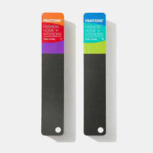Pantone Fashion Home Interiors Colour Guide Latest Guide With 2625 Colours